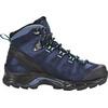 Salomon Quest Prime GTX Trekking Shoes Women slateblue/deep blue/bubble blue